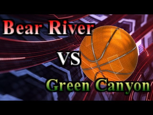 Bear River Bears vs Green Canyon Wolves