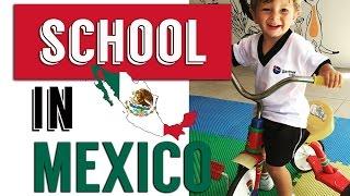 School in Mexico