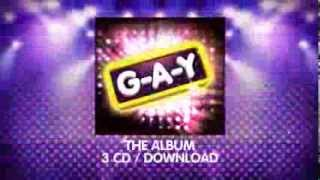 G-A-Y: The Album - Out Now - TV Ad