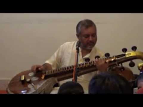 Enthani - Mukhari - Tyagaraja - Prince Rama Varma - Veena