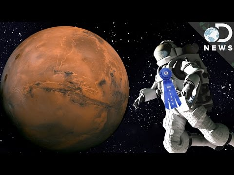 Who Will Win The Race To Mars?
