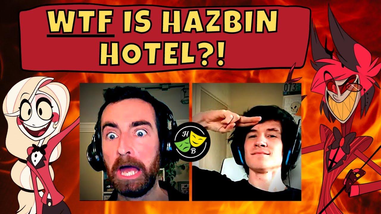 Download Hazbin Hotel - Pilot Reaction!