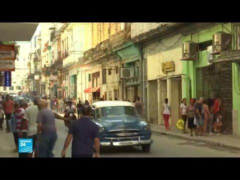 الكوبيون يصوتون على دستورهم الجديد