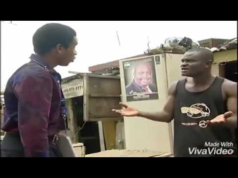 Luo comedy  (Francis odega takes loan) new 2017🔥 part 2