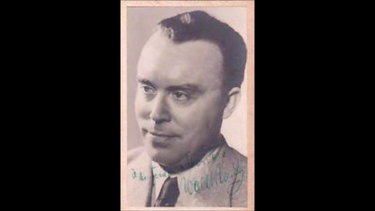 Brahms, Heimweh II, Walther Ludwig