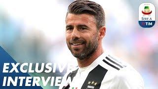 Barzagli, 7-Time Champion, Looks Ahead to Genoa! | Exclusive Interview | Serie A