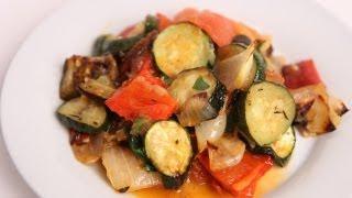Homemade Ratatouille Recipe - Laura Vitale - Laura In The Kitchen Episode 396