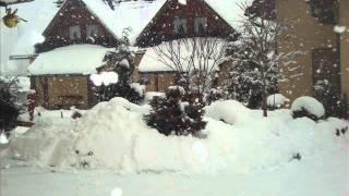 Zima, Ferie, narty 2014, Szczawnica, Osada Turystyczna Agata