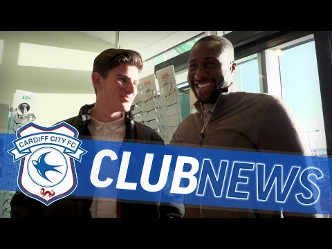 SOL BAMBA HELPS TO REPLACE FAN'S GLASSES