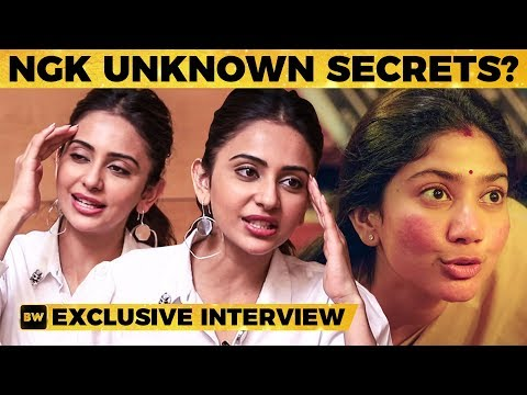 Rakul & Sai Pallavi Had Trouble Working Together ? - Rakul Preet Singh Opens up | NGK |  Personals 1 Mp3