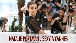 Natalie Portman : Montée des marches - Festival de Cannes 2015