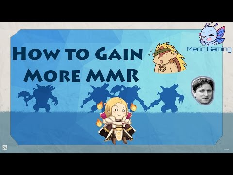 Dota 2 | How To Win Solo Ranked Matches [ Gain MMR ]