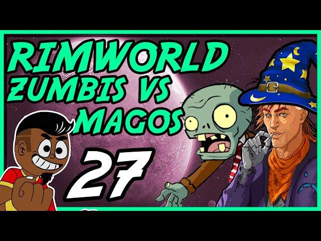 BASE MECHANOIDE?! #027 - Rimworld PT BR - Tonny Gamer