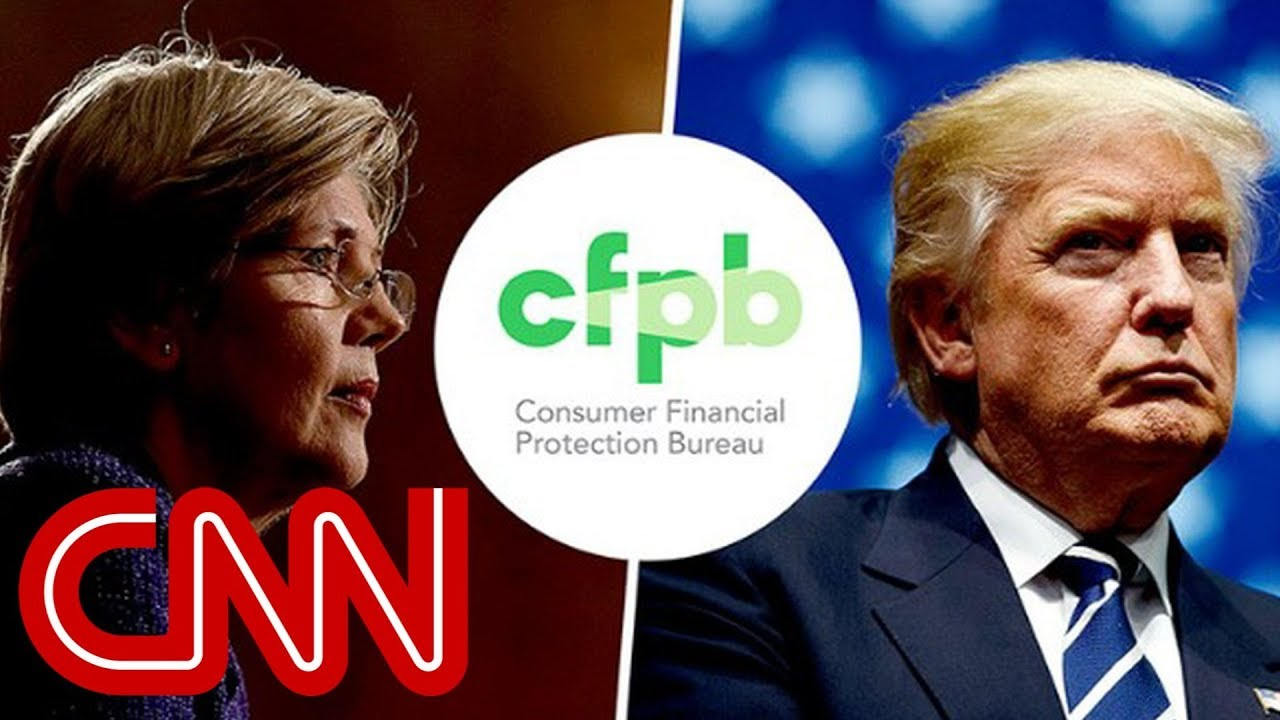showdown over consumer financial protection bureau leader youtube. Black Bedroom Furniture Sets. Home Design Ideas