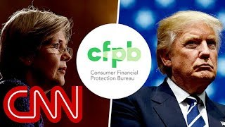 Showdown over Consumer Financial Protection Bureau leader