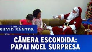 Câmera Escondida: Papai Noel Surpresa