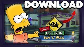 [TUTO] Comment télécharger Simpsons Hit & Run Gratuitement | SANS AUCUN PROBLEME !