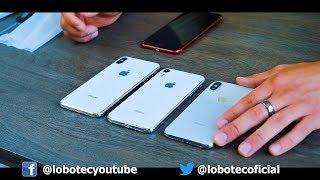 NUEVO Iphone 9 XR, XS y MAX imágenes REALES