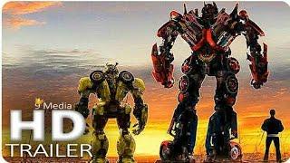 Bumblebee : Optimus Prime New Trailer (2018) Transformers Movie HD