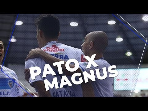 PATO 3 x 2 MAGNUS - GOLS - LNF 2018