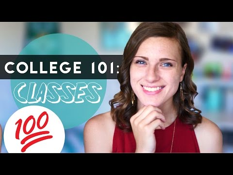 How to Choose Your College Classes || My 8 Best Tips!