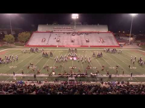 Lockport Township High School Marching Band 2016