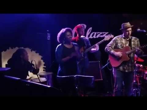 Nzuzu ft Denise Fontoura - Candeeiro Encantado - Tallinn 6sep16