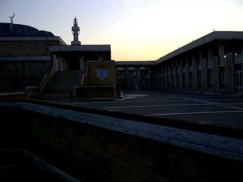 rome mosque visit