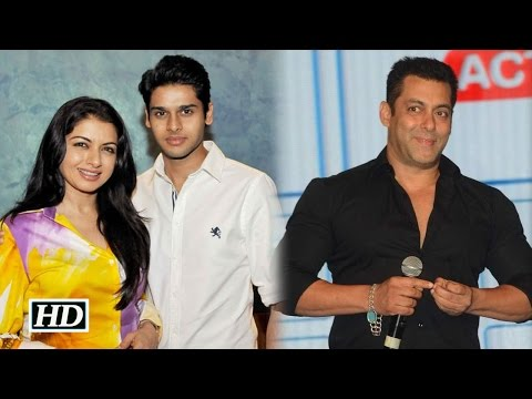 When Salman Khan FLIRTED Bhagyashree | Lehren Diaries | Doovi