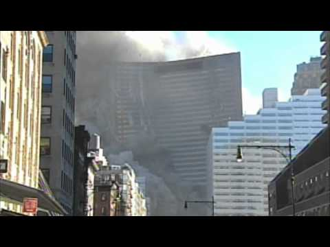 The free fall collapse of World Trade Center Building 7