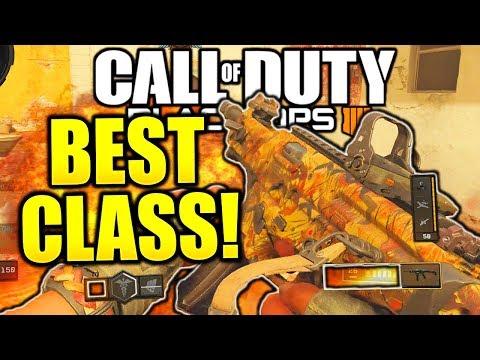 GKS BEST CLASS SETUP BLACK OPS 4 BEST CLASS SETUPS! COD BO4 BEST GKS CLASS SETUP!
