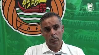 Jose Gomes Antevisão da Taça da Liga