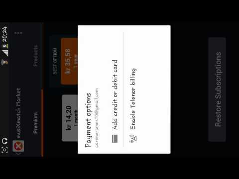 How to Hack musiXmatch Music Player Lyrics! Freedom Hack!