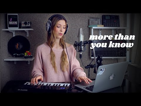 More Than You Know - Axwell Ingrosso | Romy Wave cover