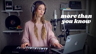 Video More Than You Know - Axwell Ingrosso | Romy Wave cover download MP3, 3GP, MP4, WEBM, AVI, FLV Mei 2018