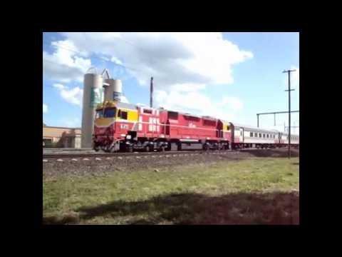 Vline Trains Pakenham - Gippsland Line Victoria