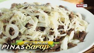 Pinas Sarap: Pigar-pigar, ang ipinagmamalaking putahe ng mga Pangasinense