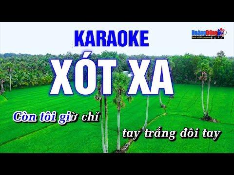 Xót Xa Karaoke Nhạc Sống - Hoàng Dũng Karaoke