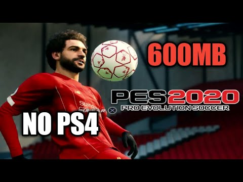 PES 2020 PPSSPP Android  600MB Best  New Kits 2020
