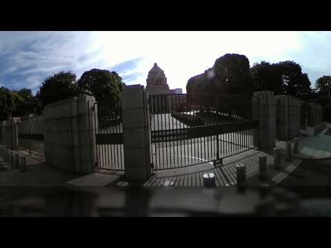 Tokyo 360 〜 The National Diet Building