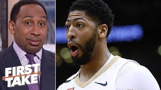 Anthony Davis will join LeBron