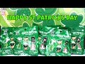 St Patricks Day Blind Bags OPENING TOYS Surprises Finger Puppets