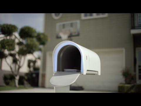 Thumbnail: Smartbox by Inbox: the mailbox of tomorrow, today
