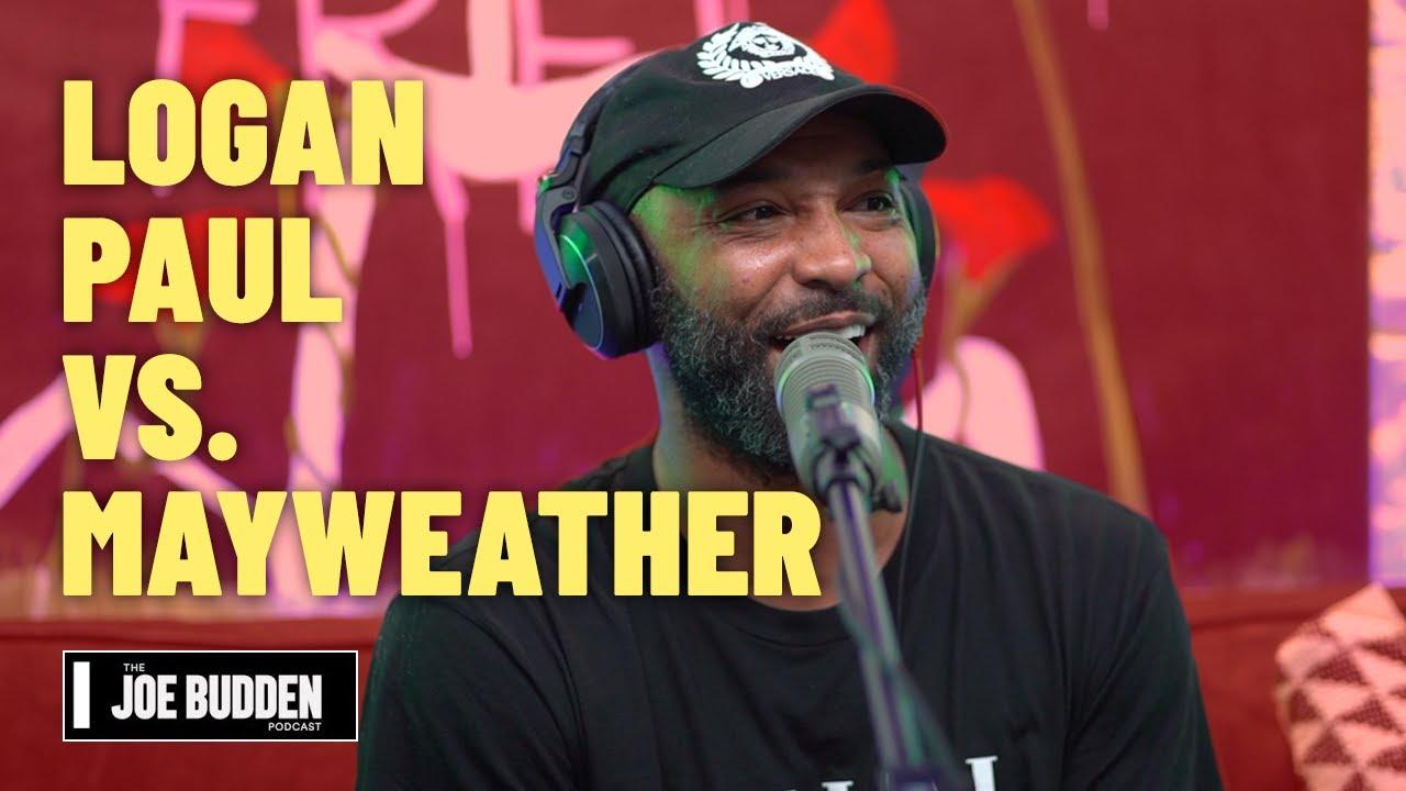 Floyd Mayweather vs. Logan Paul   The Joe Budden Podcast