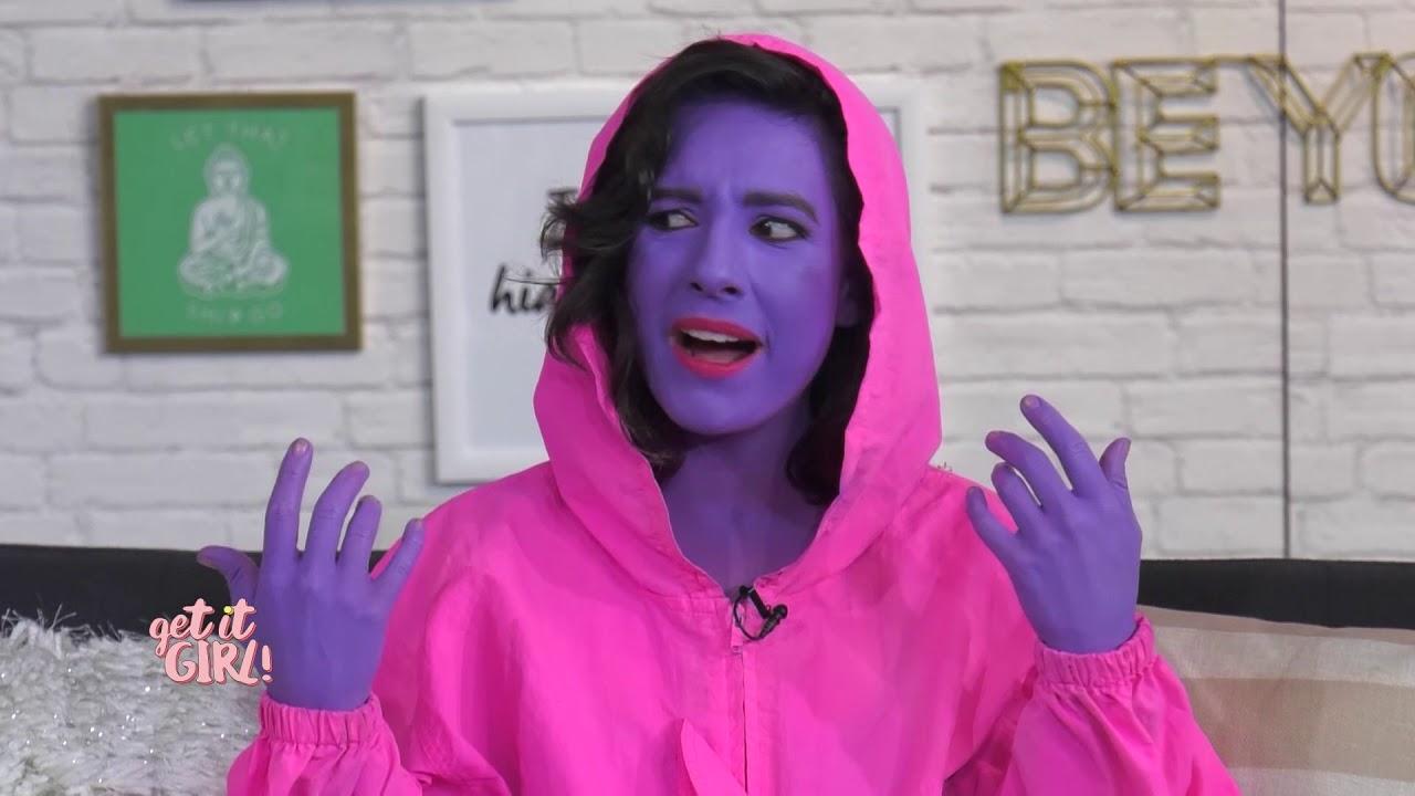 6f0e39442 Mishcatt - The Amazing Purple Singer   Get It Girl - YouTube