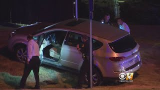 Mom Shoots Suspected Car Thief Trying To Take SUV With Kids Inside