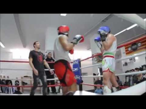 Interclub Kick Boxing y Muay Thai Barcelona