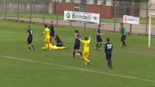 Eccellenza Girone B Valdarno-Sestese 0-2