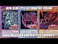 Yugi-News: OCG Blue Eyes Alternative Dragon Fusion, Dark Magician, Red Eyes, and Exodia Support!