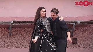 'Kalank' lead stars Alia Bhatt and Varun Dhawan launch the second s...